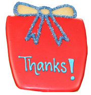 Select Thanks Sugar Cookie