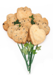Be Mine Shortbread Bouquet