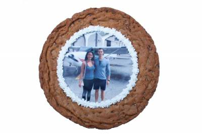 Upload your own Picture Cookiegram