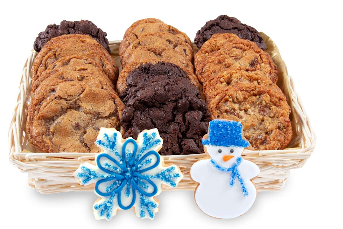 Order Holiday Cookies for Oakville Delivery