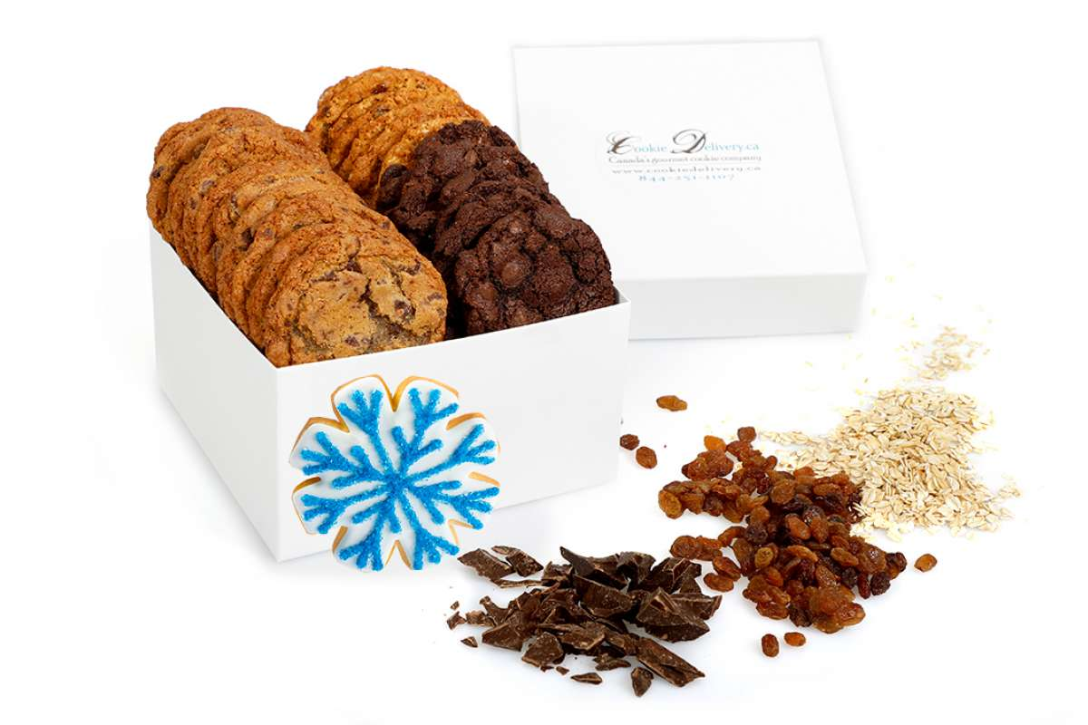 You are a Star Holiday Cookie Gift Box